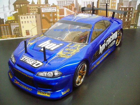 Nissan Silvia Redcat Racing EPX RTR Custom Painted Electric RC Drift Cars Now With 2.4Ghz Radio!!!