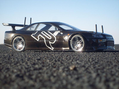 Nissan Skyline R34 GT-R Redcat Racing Gas RTR Custom Painted Nitro RC Cars Now With 2.4 GHZ Radio System!!!