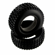 Offroad Tires with Sponge Inserts