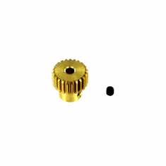 Pinion Gear 23T (.6 Mod), M3 Screw ~