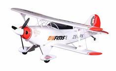Pitts, Plug N Play, 1400mm Brushless RC Airplane