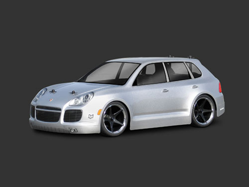Porsche Cayenne Turbo Redcat Racing Gas RTR Custom Painted Nitro RC Cars Now With 2.4 GHZ Radio System!!!