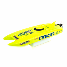 Pro Boat Miss Geico RTR 17 inch Catamaran Electric RC Boat