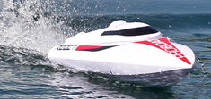 Pro Boat React 17 Self-Righting RTR 17 inch Deep-V Electric RC Boat 19+ MPH