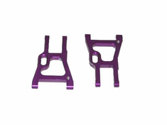 Aluminum front lower arms (2pcs)(purple)(Same as 102219)