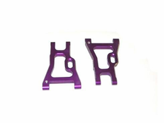 Aluminum rear lower arms (2pcs)(purple)(Same as 102221)