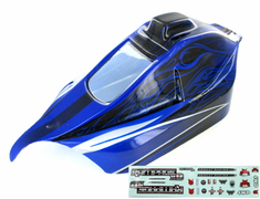 Rampage XB Body, Blue