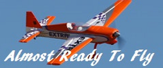 RC Airplanes Almost Ready To Fly