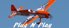 RC Airplanes Plug-N-Play