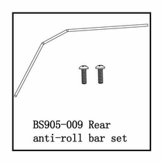Rear anti-roll bar set ~
