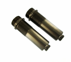 Rear Shock Body, Aluminum (2pcs) ~
