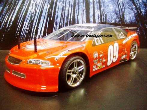 Red Stock Car Redcat Racing EPX RTR Electric RC Drift Cars Now With 2.4Ghz Radio!!!