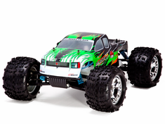 Avalanche XTR 1/8 Scale Nitro RC Monster Truck 4x4 Ready To Run With 2.4Ghz Radio System