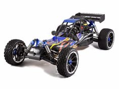RAMPAGE DUNERUNNER 1/5 Scale Gasoline RC Buggy 4x4 Ready To Run With 2.4Ghz Radio System and Waterproof Electronics