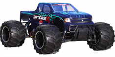 Rampage MT V3 1/5 Scale Gasoline RC Monster Truck 4x4 Ready To Run With 2.4Ghz Radio System and Waterproof Electronics