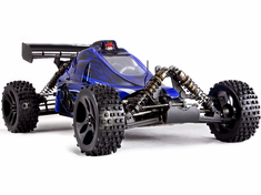 RAMPAGE XB 1/5 Scale Gasoline RC Buggy 4x4 Ready To Run With 2.4Ghz Radio System and Waterproof Electronics