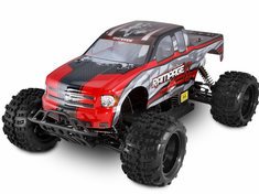 RAMPAGE XT 1/5 Scale Gasoline RC Monster Truck 4x4 Ready To Run With 2.4Ghz Radio System and Waterproof Electronics