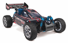 Tornado S30 1/10 Scale 2 Speed Nitro RC Buggy 4x4 Ready To Run With 2.4Ghz Radio System