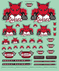 Redcat Sticker Sheet