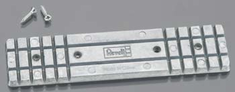 Revell Pinewood Derby Bar Chassis Weight