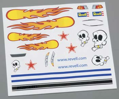 Revell Pinwood Derby Peel & Stick Decal C