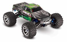 1/10 Revo 3.3 4WD Nitro RC Monster Truck RTR with TSM, Green,45+mph