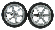 Road Wheels, Chrome