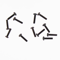 Round Head Screw 2*8mm