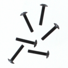 Round Head Screw M3*16 6P ~