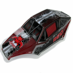 RS10 Rockslide Body, Red