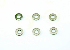 Second Way Gear Washer, 6*12*1.5mm (6pcs) ~