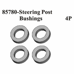 Servo Saver Steering Post Bushings 4Pcs ~