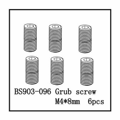 Set Screw(M4*8)   6 PCS ~
