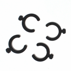 Shock Cup Tension Clips 8MM ~