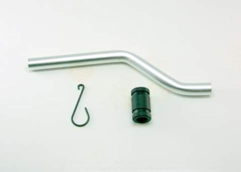 Exhaust Pipe with Silicone Joint and Clamps ~