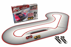 Slot Car Set Real FX Artificial Intelligence Racing System (Must See Video)