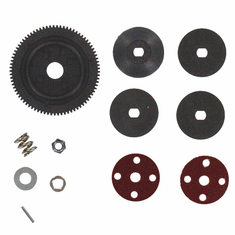 Spur Gear with Slipper Assembley