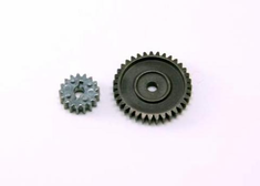 Steel Spur Gear, 35T and 17T ~
