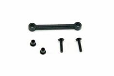 Steering Link with Pivot Bushings ~
