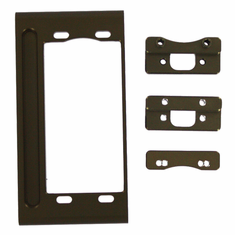 Steering servo mount set (aluminum)