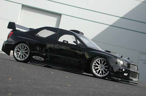 Subaru Impreza WRC 2001 Redcat Racing EPX RTR Custom Painted Electric RC Street Cars Now With 2.4Ghz Radio!!!