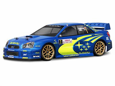 Subaru Impreza WRC 2004 Redcat Racing EP Brushless RTR Custom Painted Electric RC Drift Cars Now With 2.4 GHZ Radio AND 2S Lipo Battery!!!