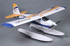 Super EZ V2 Plug N Play (Floats included) Brushless RC Airplane