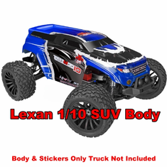 T10 SUV Body Blue