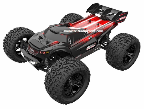 TEAM REDCAT TR-MT8E BE6S RC MONSTER TRUCK 1/8 SCALE BRUSHLESS ELECTRIC RTR 4X4