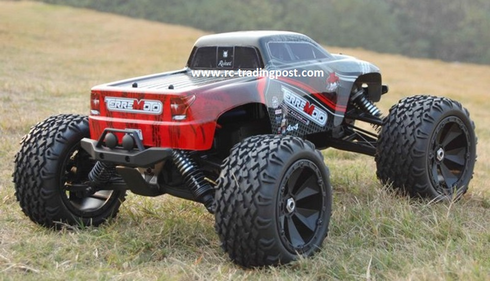 TERREMOTO V2 1/8 SCALE BRUSHLESS ELECTRIC RC MONSTER TRUCK WATERPROOF 4X4