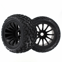 Tire unit (plastic)
