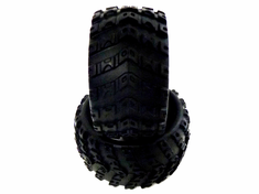 Tires for Monster Truck 2P