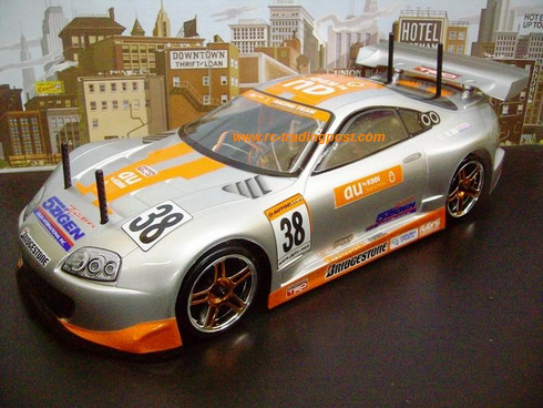 Toyota Supra GT Redcat Racing EPX RTR Custom Painted Electric RC Drift Cars Now With 2.4Ghz Radio!!!