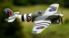 Typhoon 1100mm Plug N Play Brushless RC Airplane
